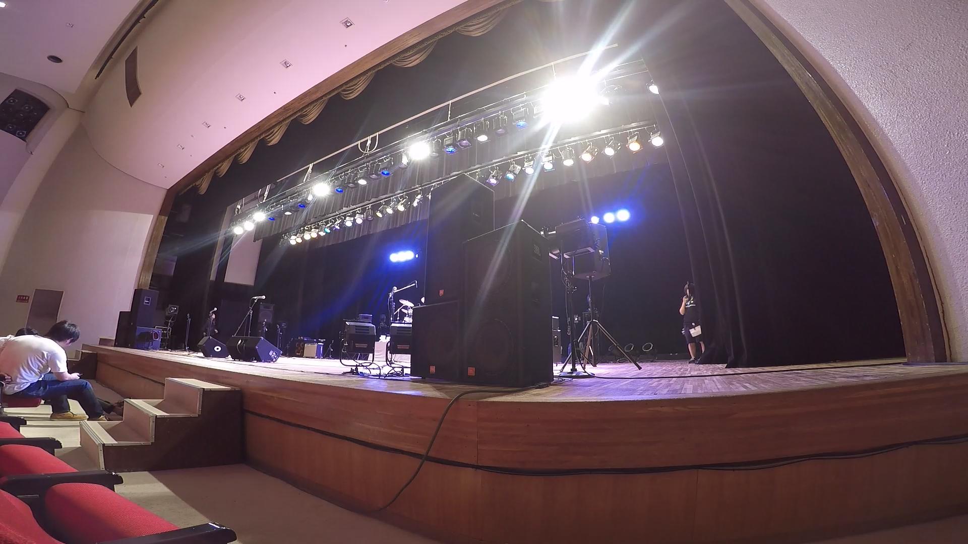 【音響制作】第57回九州・山口医科学生体育大会 軽音楽部門